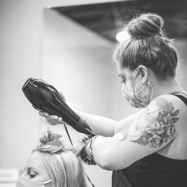 Photo of Morgan Clark, Hairdresser/stylist