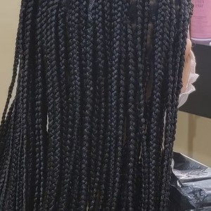 Photo of work by Coleen's Braiding