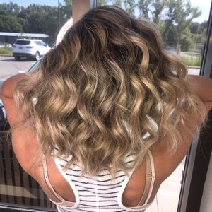 Balayage/ Grey Blending