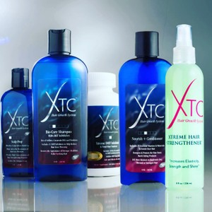 Award Winning XTC Anti-Thinning/ Anti-Aging Hair Restoration System