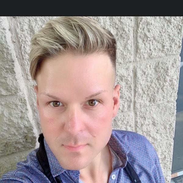 Photo of Jonathan Portlance, Salon Owner