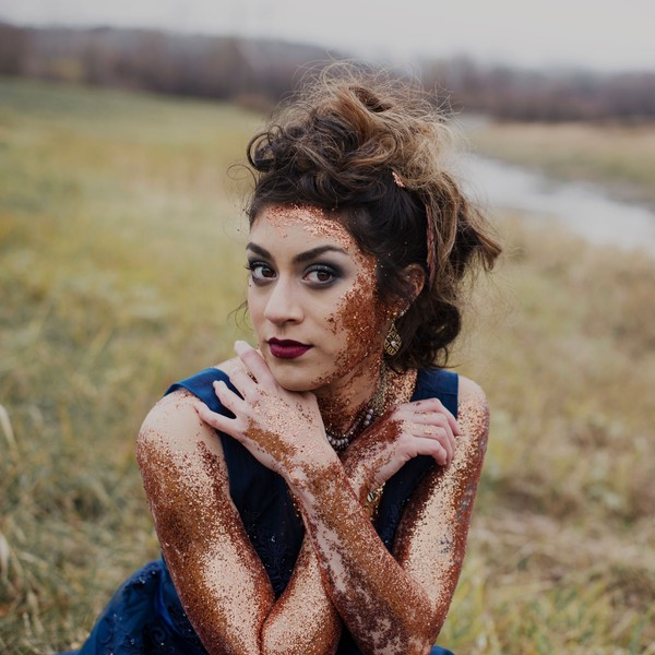 Photo of Alicia Bergman, Pearlescent Hair