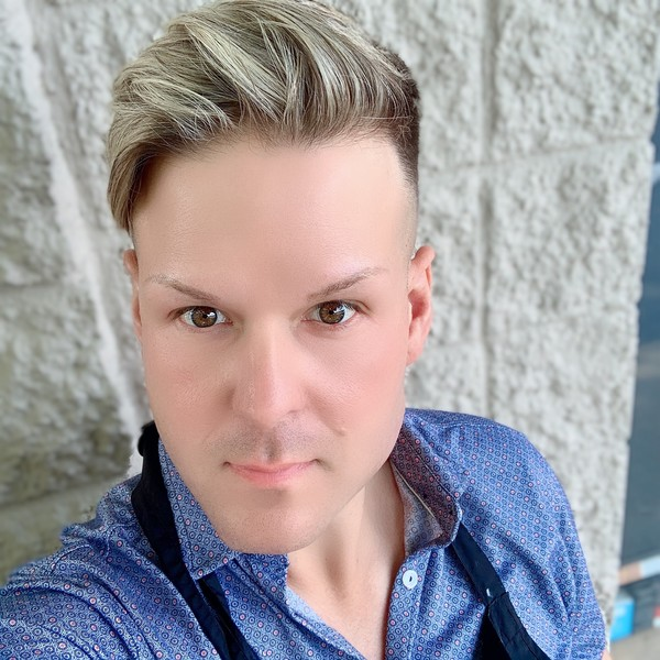Photo of Jonathan Portlance, Salon Owner