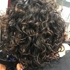Ouidad Hair Cut