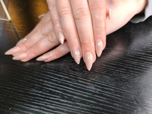 Photo of work by Spellbound Nail Company