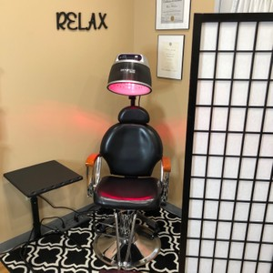 Red light therapy (LLLT)