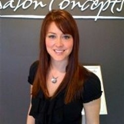 Photo of Angela Berger, Managing Cosmetologist