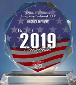 Best of Richfield, Massage Therapy 2019